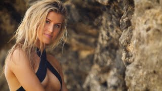 Genie Bouchard - Intimates - Sports Illustrated Swimsuit 2018