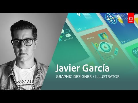 Graphic Design with Javier Garcia - Live 1/3