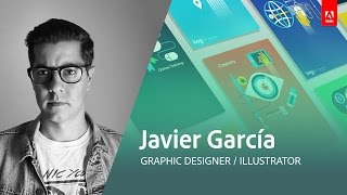 Graphic Design with Javier Garcia - Live 1/3