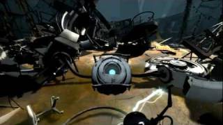 Прохождение Portal 2. Глава 1: Визит вежливости