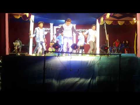 Dandpat dhanujatra  behera local boy dance grups