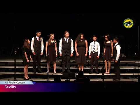 Duality HS Finale Concert