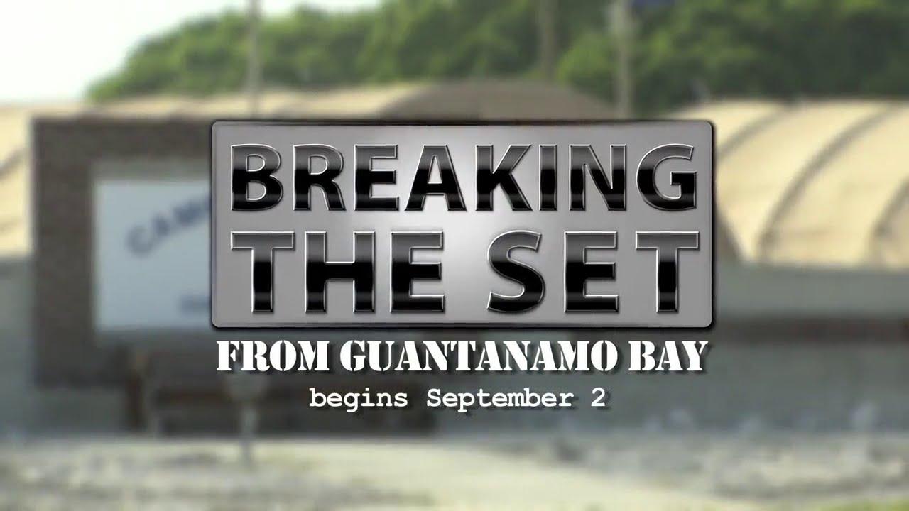 Abby Martin Breaks the Set at Guantanamo Bay - YouTube