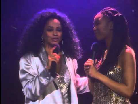 Image result for Diana Ross & Brandy