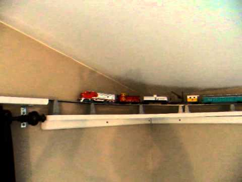 Living Room Ho Ceiling Train Youtube