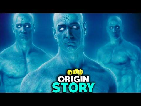 Dr Manhattan Origin in Tamil