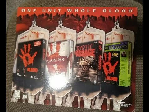 One Unit Whole Blood IBM - Sold on eBay for $700 |