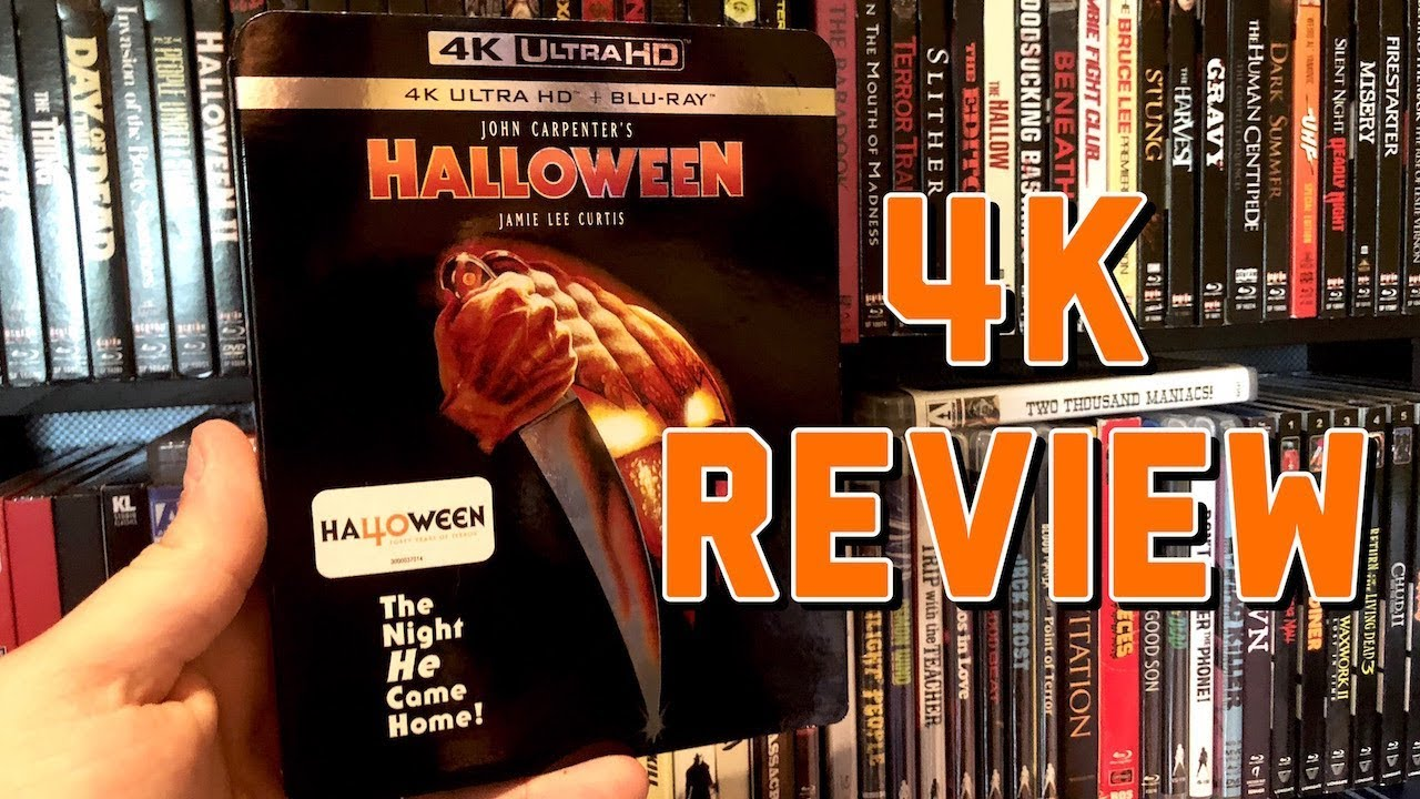 Download Halloween (1978) 4K UltraHD Blu-ray Review | Dolby Vision HDR | Dolby TrueHD 7.1