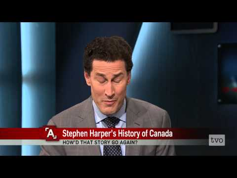 Stephen Harper's History of Canada