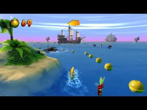 Crash Bandicoot N. Sane Trilogy - Crash 3 - Tell No Tales