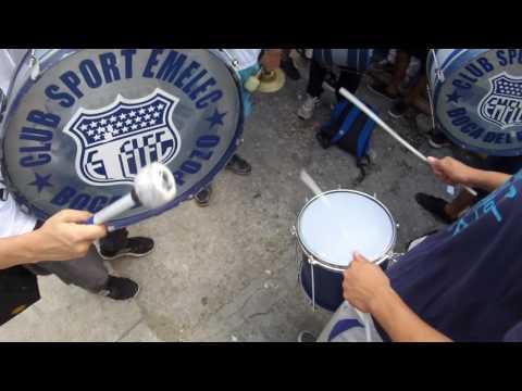 LA BANDA DEL EMELEC,  LA DEL 2010 LA DE MUCHA MURGA Y CARNAVAL!!