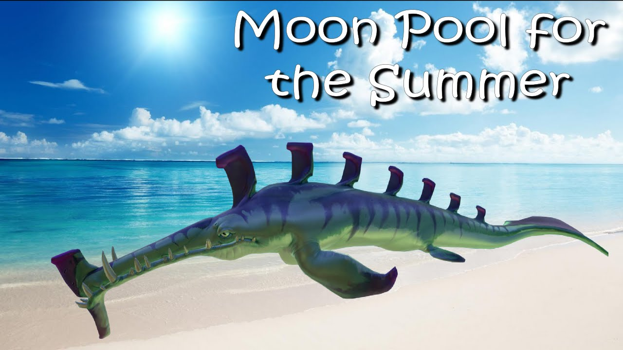 subnautica how to connect moon pool