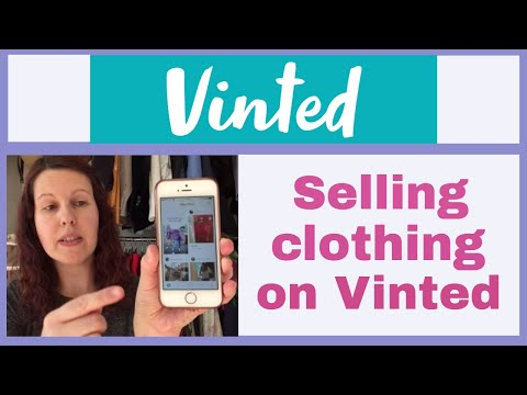 Vinted review - How to sell clothing on the Vinted app