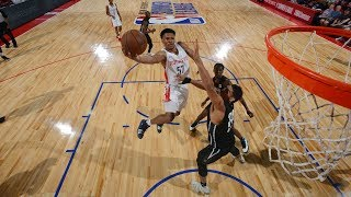 Two-Way Player Trevon Duval's Top Plays of 2018 NBA Summer League