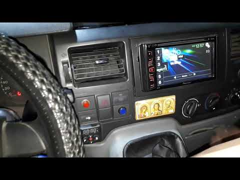Ford Transit AWD замена сцепления часть 1