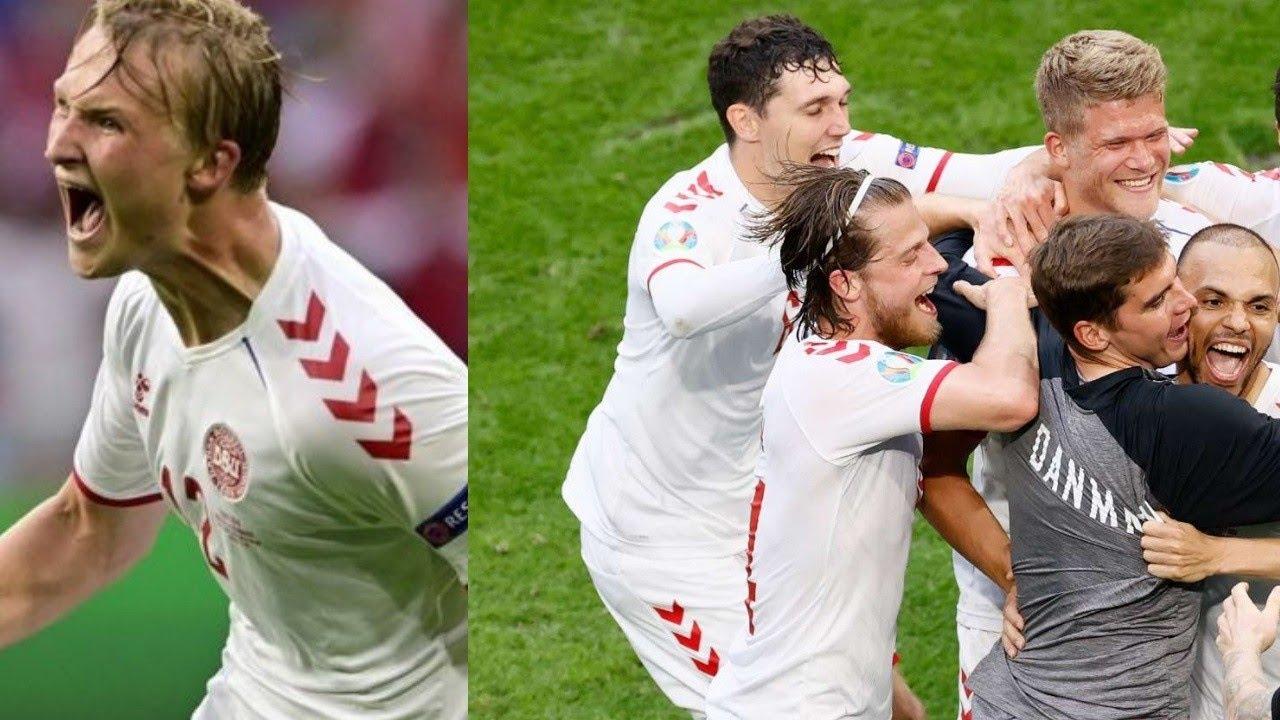 Wales vs Denmark: Christian Eriksen Danish side beat Welsh team ...