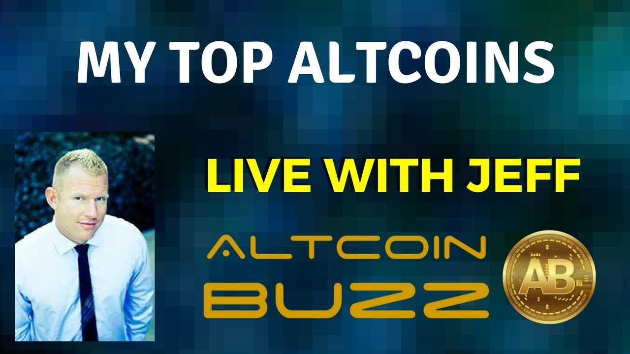 jeff altcoin buzz korea krypto-handel one broker bitcoin