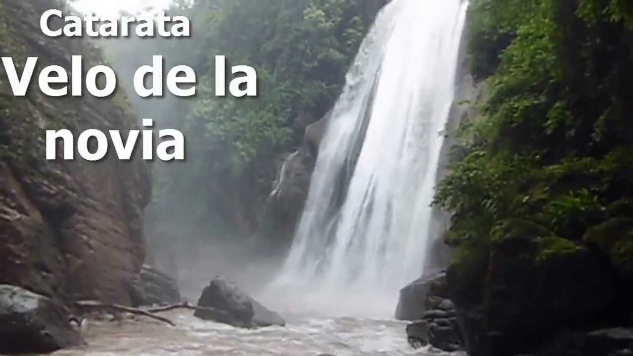 526f3e8bf Catarata Velo de la Novia - YouTube