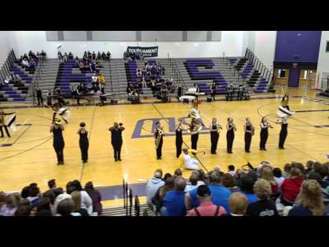 East Allegheny Winds TIA Championships 4/23/16