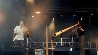 Adèle & Zalem LIVE 2013