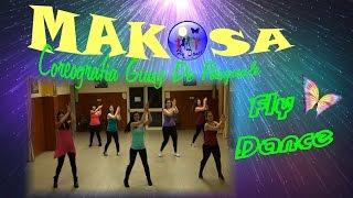 MAKOSA   Geo Da Silva & Katty S. ft.  Niko - Coreo Giusy De Pasquale (Fly Dance) Balli di Gruppo