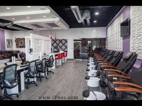 VIP NAIL SALON TIEM NAIL DEP IN CALIFORNIA -AQUA NAILS & SPA