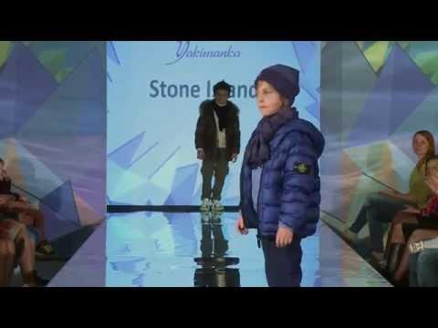 """10-я Неделя Детской Моды. """"Stone Island""""."""