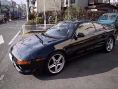 Import A Jdm Toyota Mr2 In Japan Ready To Be Exported Jdm Ottawa Com