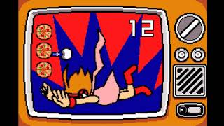 WarioWare: Twisted! Mona's stage
