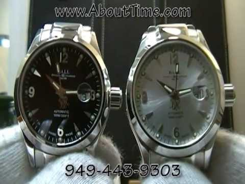 Ball Engineer II Lady Ohio Watch Video from About Time Watch Company