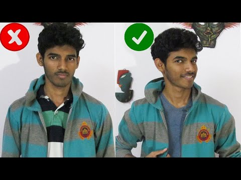 How to look Handsome in Winter with Layering| Winter Fashion tips | Hindi |  SOH |