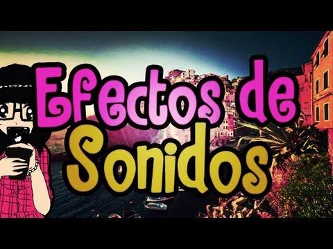 Pack de: Efectos Especiales {Sonidos}♥