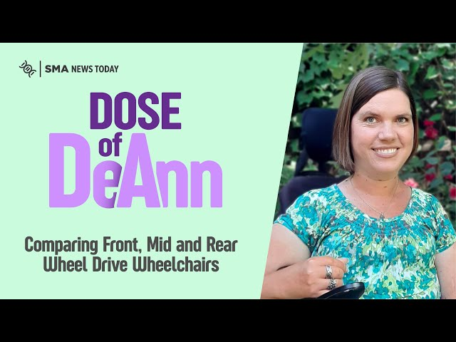 Comparing Front, Mid and Rear Wheel Drive Wheelchairs