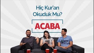 Download lagu Acaba 5 Hiç Kur an Okuduk mu MP3