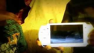 Test PES 2008 PSP