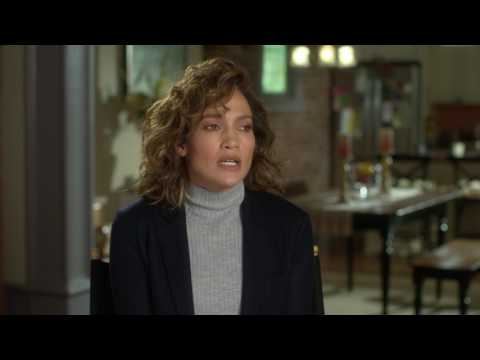 "Shades of Blue: Unforgiven || Jennifer Lopez - ""Detective Harlee Santos"" Interview || SocialNews.XYZ"