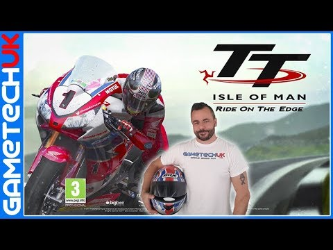 tt isle of man ride on the edge pc version released. Black Bedroom Furniture Sets. Home Design Ideas