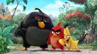 Птички энгри бердс в кино!