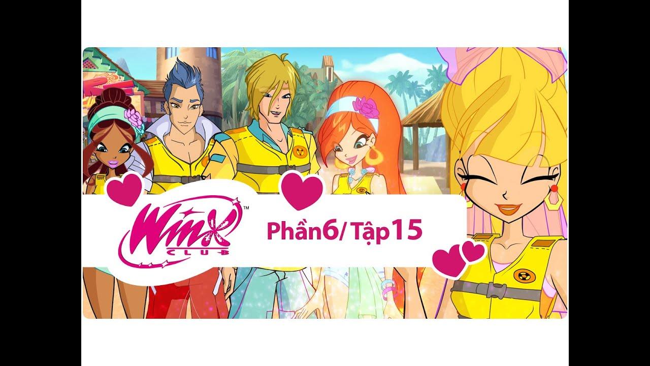 Winx Công chúa phép thuật – phần 6 tập 15 – [trọn bộ]
