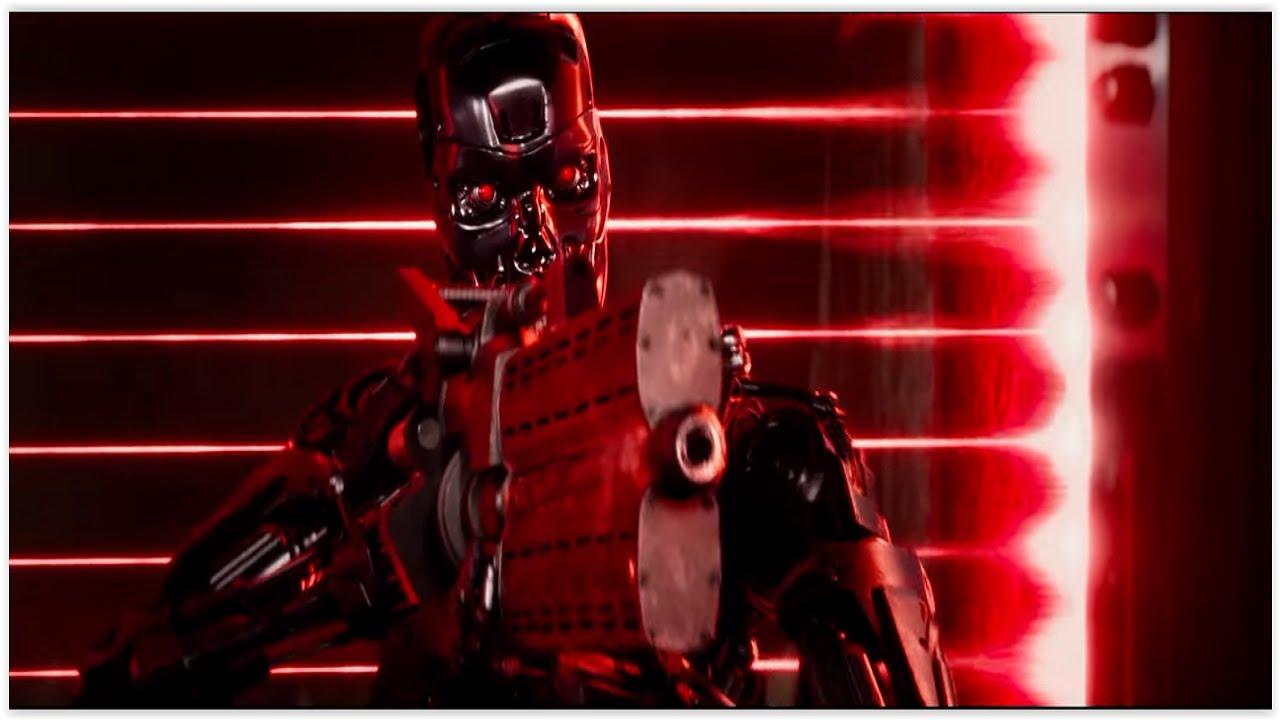 O Exterminador do Futuro: Gênesis (Trailer Official)