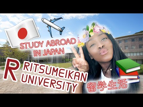 ✨✨ STUDY ABROAD IN JAPAN! | RITSUMEIKAN UNIVERSITY IN KYOTO, JAPAN | 立命館大学で留学生活 ✨✨
