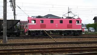 秩父鉄道デキ500形504号機