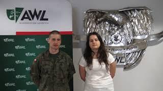 Absolwenci AWL o studiach cywilnych