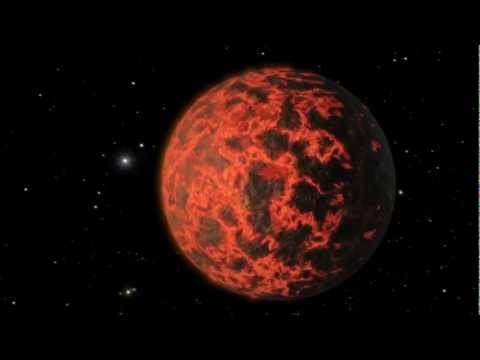 Exoplanet UCF-1.01: A Molten World 33 Light-Years Away