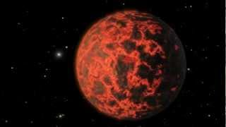 Exoplanet UCF-1.01: A Molten World 33 Light-Years Away