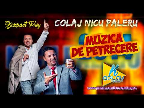 MUZICA DE PETRECERE NICU PALERU COLAJ album