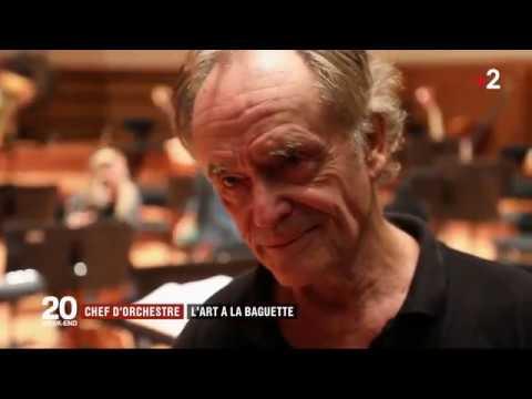 Chef d'orchestre : l'art à la baguette - Jean-Claude Casadesus.