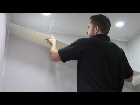 How To Install Bathroom Ceiling Cladding