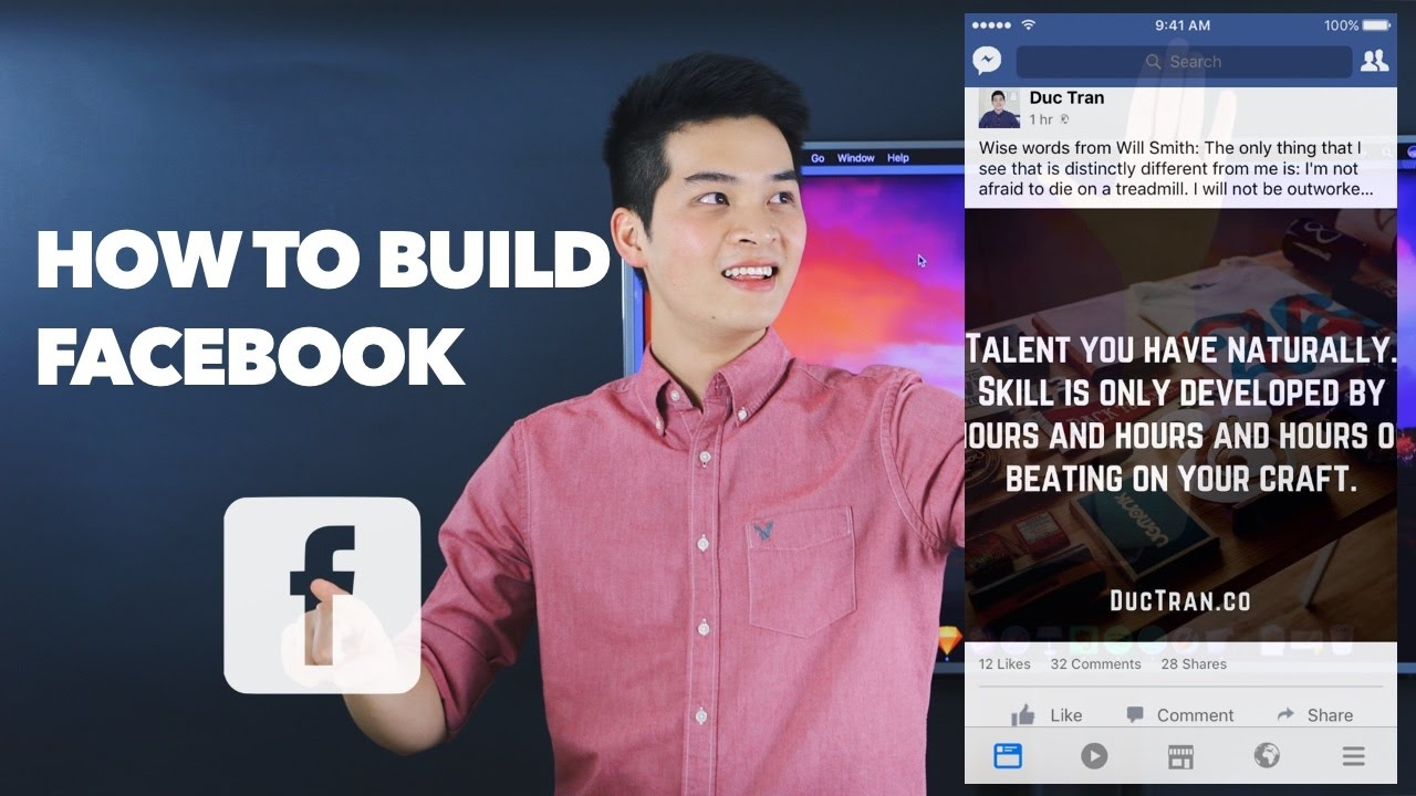 How To Build Facebook Newsfeed  Ios Development Tutorial With Swift  How  To Make An App