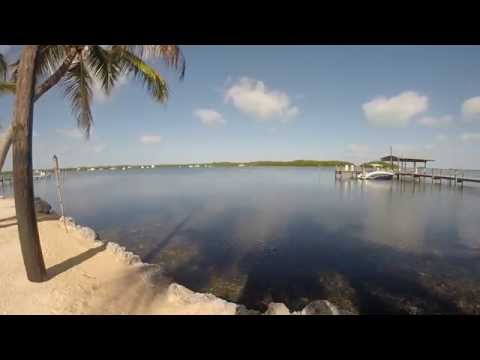Morning Time-Lapse @ Coconut Palm Inn, Tavernier, Florida Keys !
